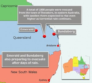 Daily Mail creates a new State in Australia, Capricornia