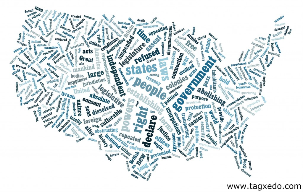 Create Your Own Typographic Mapsmaptd - Create Your Own Us Map