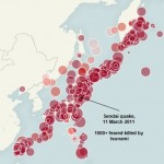 Japan's deadly earthquake history mapped, from New scientist