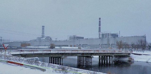 Chernobyl panoramas in Yandex Maps