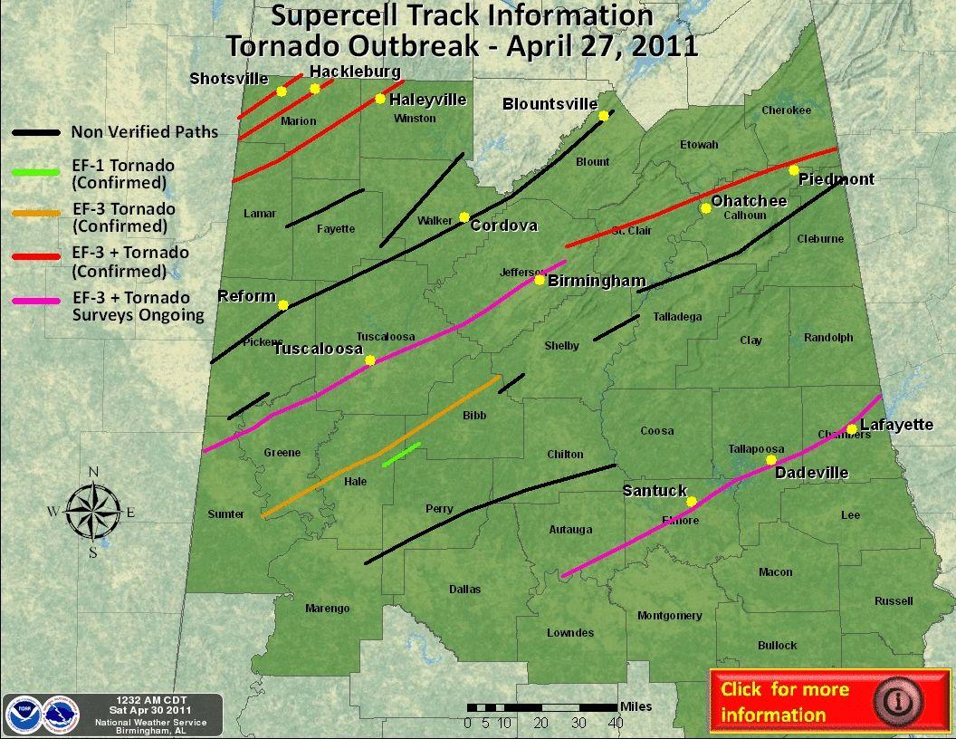April 2011 Tornado Outbreak